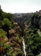 Passerelle Mellah et gorges du Rhumel