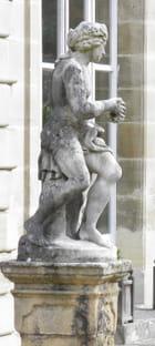 Patrimoine alpicois : Bacchus ou Dionysos
