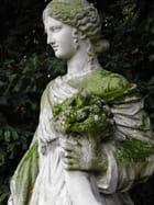 Patrimoine alpicois : Les jardins du Pavillon Sully