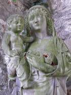 Patrimoine alpicois : Vierge à l'Enfant