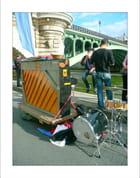 Pause du pianiste à Paris-Plages...