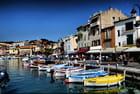 Port de Cassis, Paysages de Provence.