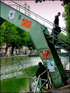 Pêcher à la ligne canal Saint-Martin