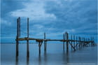 Pêcherie à l'Heure bleue