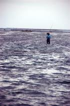 Pêcheur à Bali