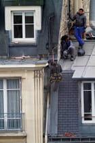 Pendant ce temps sur les toits