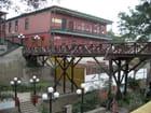 Pérou Août 2011 pont des soupirs Lima Barranco