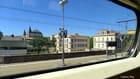 Petit arrêt à Nîmes