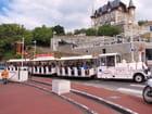 Petit train touristique - BIARRITZ.