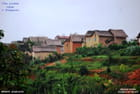 Petit village des Hauts plateaux