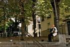 Petite place à Montmartre