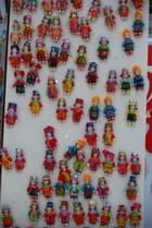 Petites poupées turques
