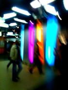 Piétons-Forum des Halles