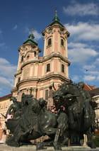 Place Dobo à Eger