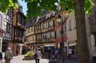 Place typique d'Alsace