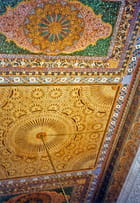 Plafond galerie du palais