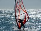 Planche à voile à Argelès