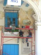Plaza de Armas, La Havane. Restauration de la vieille ville.