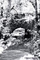 Pont et Rivière dans le 35 avril 1972