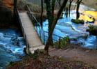 Pont sur rivière
