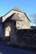 Porche ancien