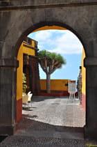 Porche - Fort de São Tiago