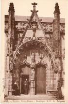 Porche Notre-Dame