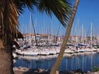 Port d'HENDAYE.