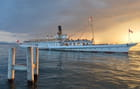 Port le Lausanne-Ouchy