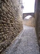 Porte à Carcassonne