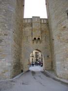 Porte d'entrée (extérieure) (1)