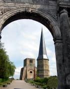 Porte du jardin de Bergues