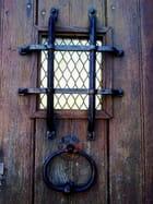 Porte du presbytère