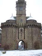 Porte Horloge de Vire