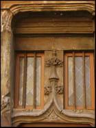 Porte Renaissance (détail)