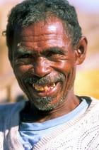 Portrait d'un Malgache à Ifaty