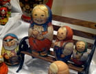 Poupées russes enfantines
