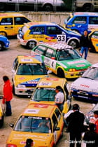 Pré Grille AX Citroen Montlhéry octobre 1995