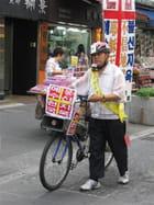 Prêcheur à Séoul