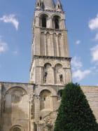 Préparation de la montée de la cloche de  l\'abbaye de Déols