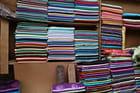 Présentation multicolore