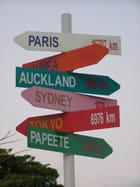 Prochaine destination?