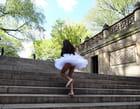 promenade a Central Park