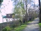 Promenade au bord de la Garonne