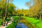 Promenade au parc Charruyer