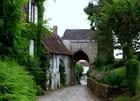 Promenade dans l'un des plus beaux villages