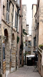 Promenade dans la citadelle de Bonifacio