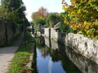 Promenade des Petits Ponts le long de l'Yvette