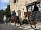 Promenade en cheval