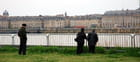 promenade rive gauche de Bordeaux